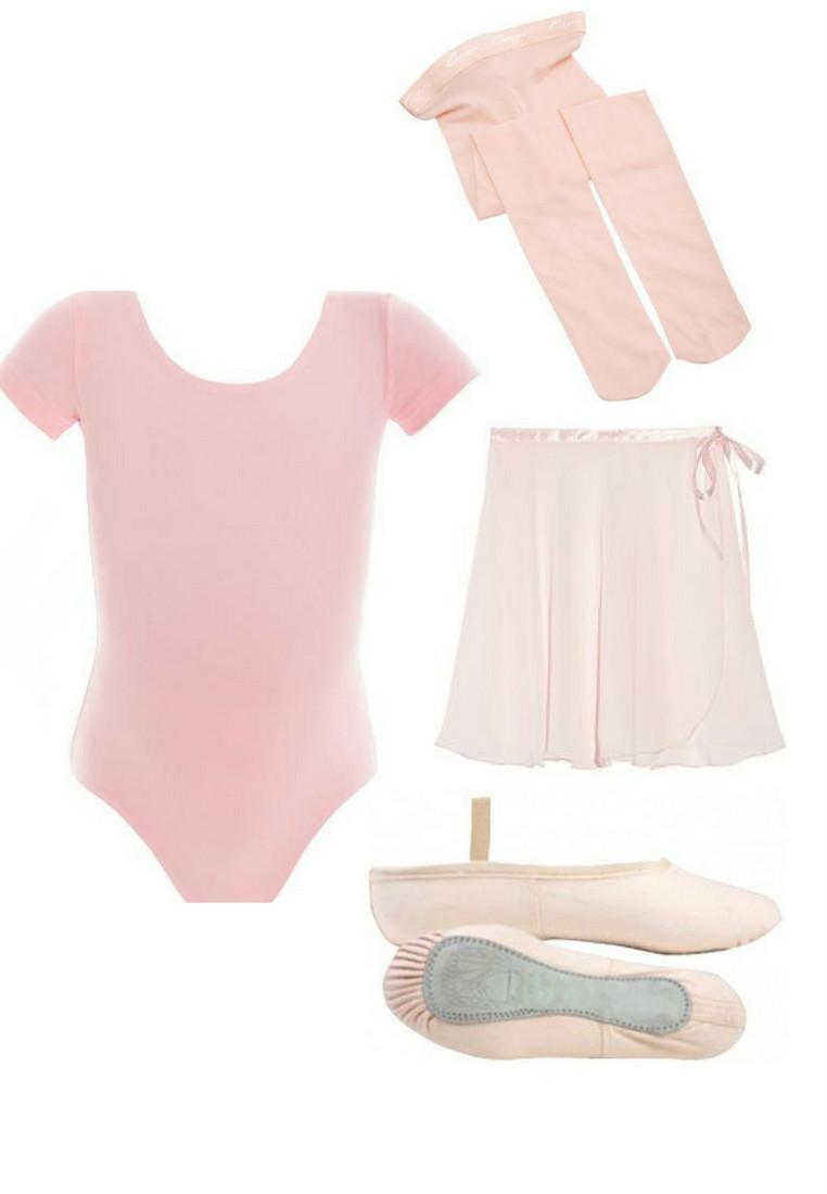 b344be5f3bb Σετ ρούχων μπαλέτου για κορίτσια | Pointe.gr