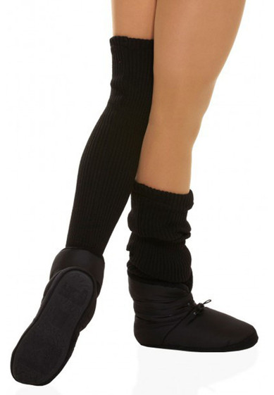 SCRUNCH WARM-UP BOOTS WITH LEGWARMERS ΤΗΣ CAPEZIO